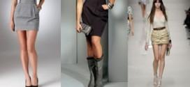 Модные фасоны женских юбок 2014 года