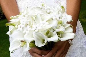 Прекрасный букет на свадьбу