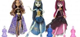 """Куклы """"Monster High"""" глазами ребенка"""