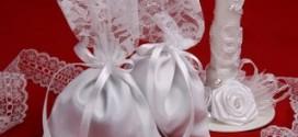 Бонбоньерки на свадьбах в Санкт-Петербурге