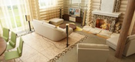 Качественная и красивая мебель в интерьере дома