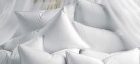 Как правильно чистить подушки