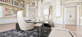 Красивая мебель для элитных офисов