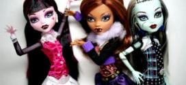Куклы Монстер Хай – настоящий переворот в игрушечном мире