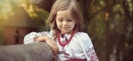Мода на украинские вышиванки в 2014