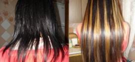 Профессиональное наращивание волос: разновидности