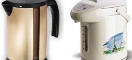 Электрочайник или термопот. Советы по выбору