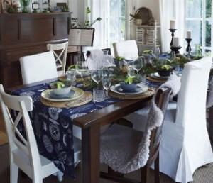 Гости в дом – радость в дом, накрываем кухонный стол