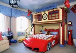 Интерьер комнаты для мальчиков: выбираем тематику для оформления