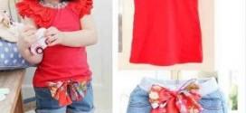 Подбираем одежду на лето для деток