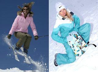Как подобрать красивый и удобный лыжный костюм