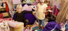 Несколько хитростей для поддержания порядка в детской комнате