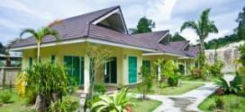 Несколько вариантов жилья на отдыхе