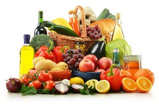 Средиземноморская диета – худей и молодей