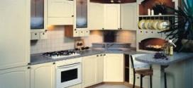 Выбираем правильно практичный фасад для кухни