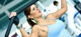 Худеем в фитнес клубе: что лучше аэробика или силовые упражнения на тренажерах