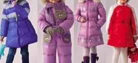Как будут выглядеть маленькие модницы зимой 2015