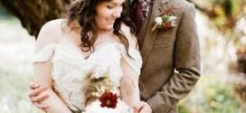 Модные свадебные платья коллекции осень 2014