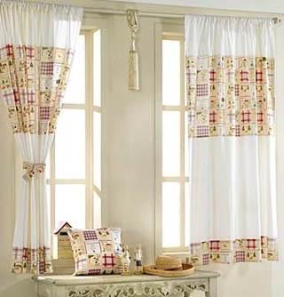 Правила стирки штор из разных тканей