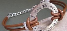 Стильный браслет - лучший подарок любимому