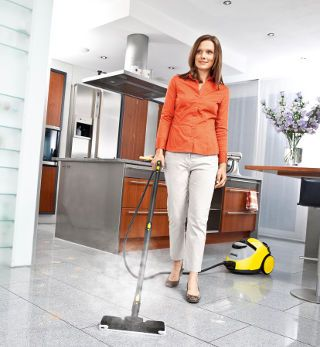 Пароочиститель в доме