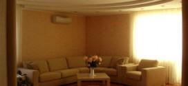 Правильный выбор ковра в интерьер гостиной