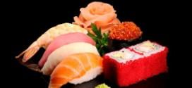 Суши - вкусное блюдо к любому празднику