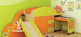 Все лучшее детям: идеальная мебель для дошкольников