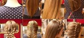 Женские косички и их разновидности