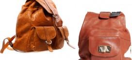 Рюкзак – стильно и практично. Женские рюкзаки
