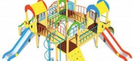 Фото, видео детских площадок для дачи