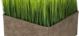 Декоративные искусственные цветы – зеленый оазис в доме