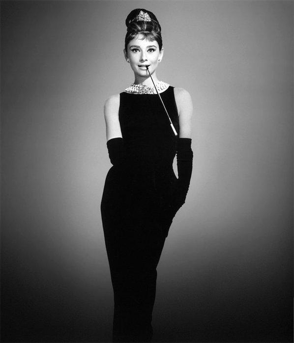 """Черное платье """"Коко Шанель"""""""