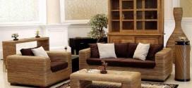Какую мебель из ротанга выбрать? Натуральный ротанг или искусственный?