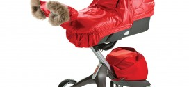 Чем хороша детская коляска Stokke?