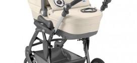 Какую выбрать детскую коляску для ребенка от 1 месяца до 1 года