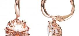 Серьги из розового золота - почему цены ниже чем на обычное золото?