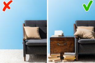 Как обновить домашний интерьер